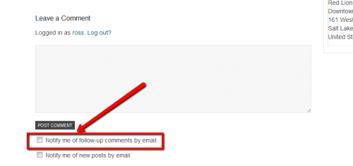 """image of where to tick the """"notify me"""" box"""