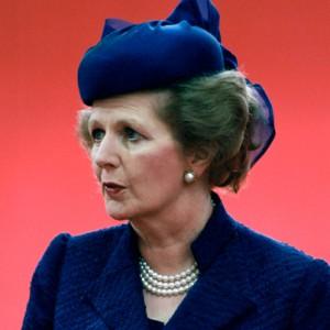 Photo of Maggie Thatcher