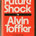 Picture of Alvin Toffler's book Future Shock