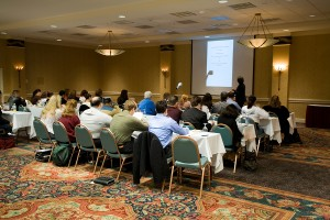 Picture of students at an SEO Training event in Denver