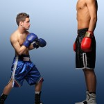 Picture of small boxer to illustrate how SEO helps small brands compete